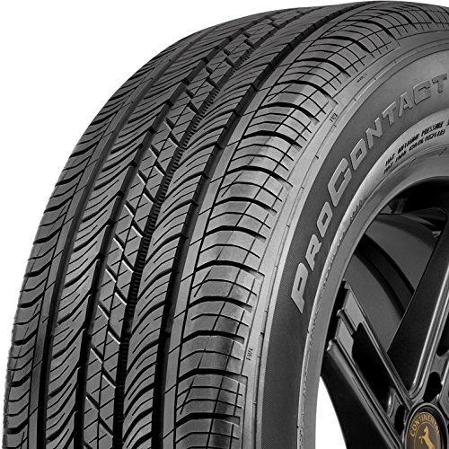 Continental ProContact TX all_ Season Radial Tire-245/40R19 94W SL-ply