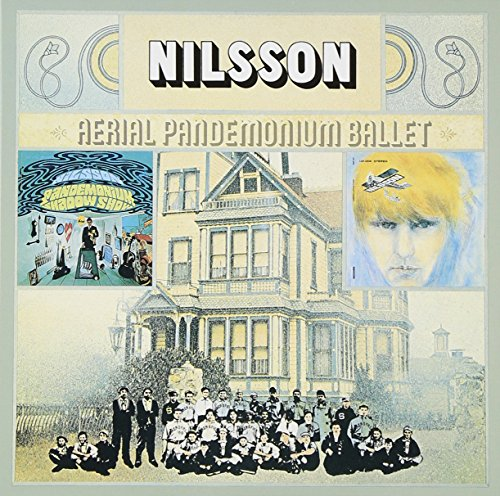 Harry Nilsson Aerial Ballet