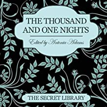 The Thousand and One Nights Audiobook by Kitti Bernetti, Primula Bond, Sommer Marsden Narrated by Jillian Powers