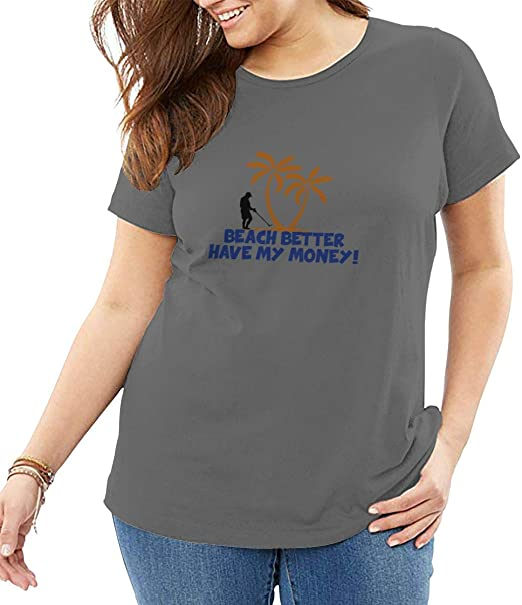 Negi Beach Better Have My Money Short Sleeve T-Shirt Best for Girls Kids