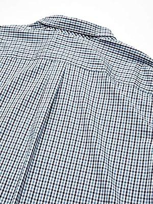 Dockers Men's Big and Tall Long Sleeve Button Down Comfort Flex Shirt
