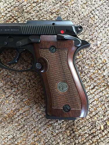Beretta Pistol Parts - 4