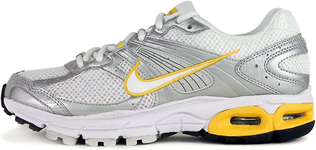 info for buy nice cheap Nike Air Max Moto + 7 Livestrong LAF White/Yellow Running Work Out ...