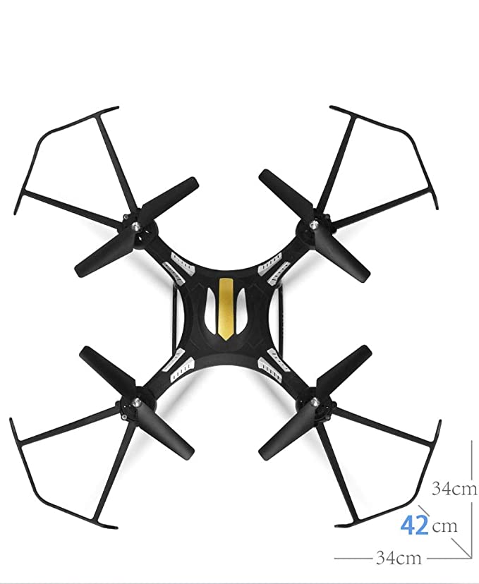 Amazon Com Sowofa 17 Inch Large Black Spider Drone Super Large