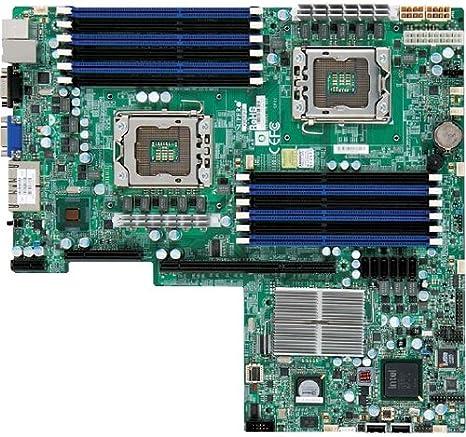 X8DTU-F SUPERMICRO Server Motherboard System Board Dual Intel LGA 1366 Socket