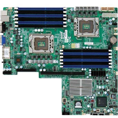 Supermicro X8DTU-F Server Motherboard - Intel 5520 Chipset - Socket B LGA-1366 - Retail Pack - MBD-X8DTU-F
