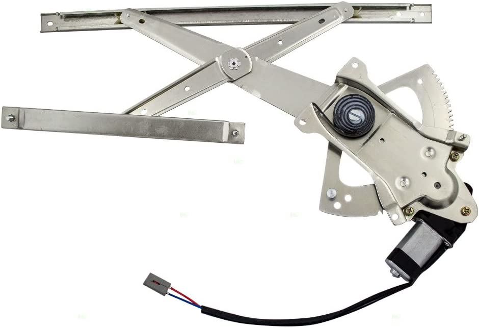 Replacement Drivers Front Power Window Regulator with Motor Assembly Compatible with 1991-2001 Explorer
