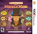 Professor Layton And The Miracle Mask from Nintendo