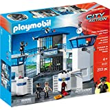 Playmobil 9131 Police Headquarters with Prison