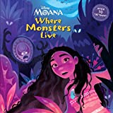 Where Monsters Live (Disney Moana) (Pictureback(R))