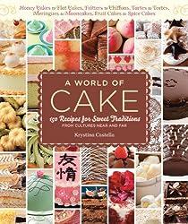 A World of Cake by Krystina Castella (2010-10-15)