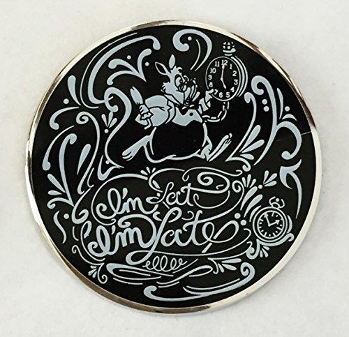 Disney Pin 106756 Alice in Wonderland Sketch Booster Pin - The White Rabbit Pin