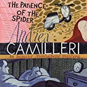 The Patience of the Spider: Inspector Montalbano, Book 8 | Andrea Camilleri