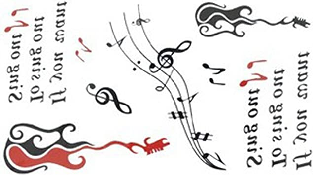 Nueva versión tatuaje temporal impermeables símbolos hembra ...
