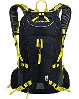 Docooler 25L Sumergible Transpirable Mochila para Deportes Ultraligero Bolsa de Agua con Cubierta de la Lluvia