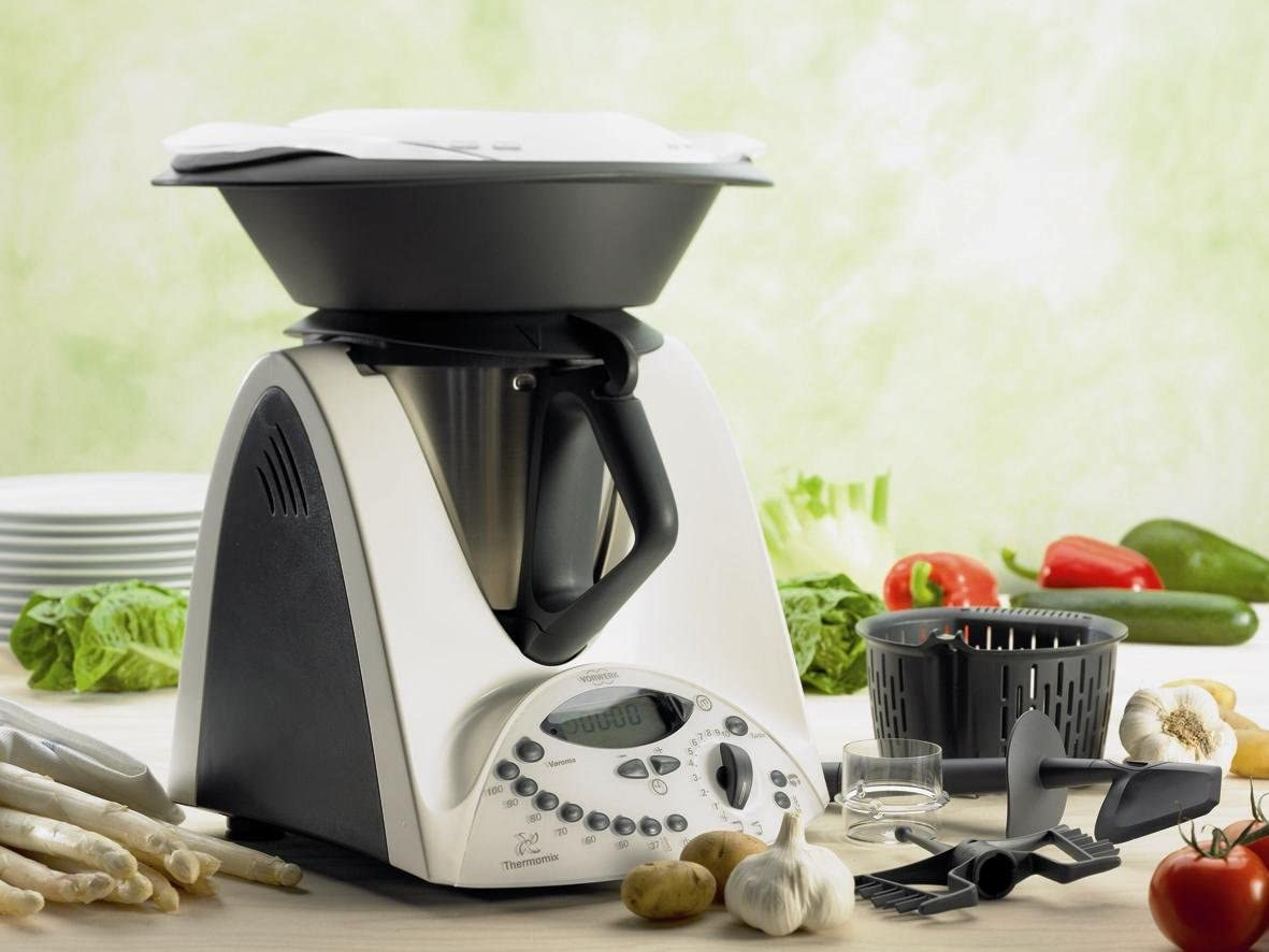THERMOMIX TM31 NUEVO + VAROMA + REVISION ANUAL DE POR VIDA: Amazon.es