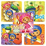 Team Umizoomi Stickers - 100 Per Pack