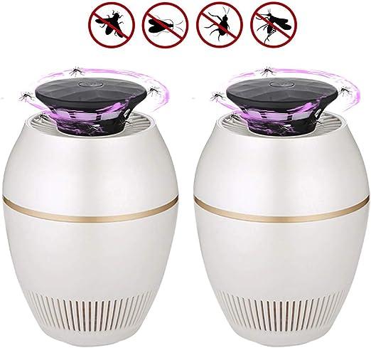 Aspirador de insectos UV omnidireccional, Trampa para mosquitos ...