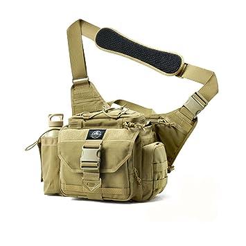 a7f1b939ad12 SHANGRI-LA Multi-functional Tactical Messenger Bag Tactical Range Bag  Camera Bag Assault Gear