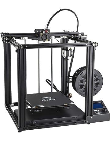 Comgrow Creality 3D Ender-5 Impresora 3D con función de impresión de currículum y fuente