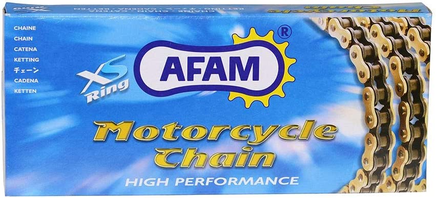 2015-2016 Kit de cha/îne de moto AFAM//DID avec spray adaptable Seventy 125 Euro 3