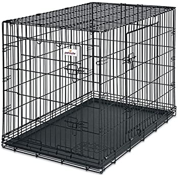 Amazon Com Petmate 38 Inch 2 Door Training Retreats Wire