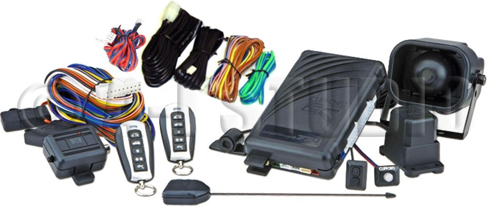 Clifford IntelliGuard 770 4 Channel Security system by Clifford