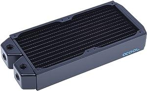 Alphacool 14164 NexXxoS XT45 Full Copper 240mm Radiator Water Cooling Radiators