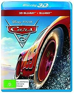 Cars 3 3D (Blu-ray 3D/Blu-ray) by Disney
