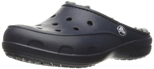 2cfd19c99a046 Crocs Women s Freesail Plush Lined Clog  Amazon.co.uk  Shoes   Bags