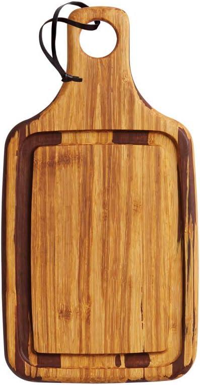 in Legno di bamb/ù Tagliere Rettangolare Piccolo Kitchen Craft Master Class