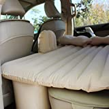 Car Bed Inflatable Mattress with two Air Pillows from Zofey (Assorted Colors)