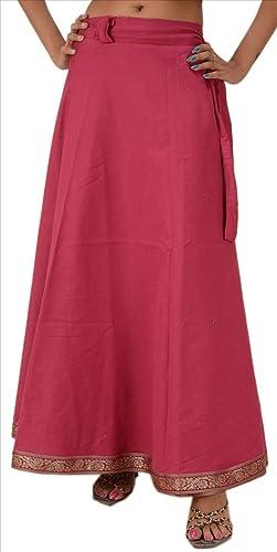 Skirts & Scarves - Falda - para mujer Rosa rosa única