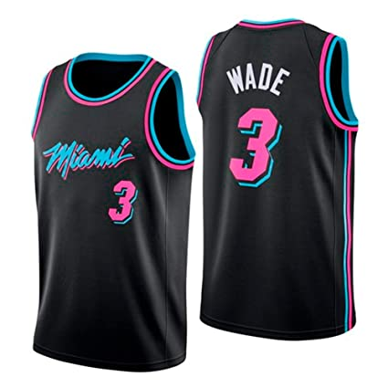 WOLFIRE SC Camiseta de Baloncesto para Hombre Bordado Swingman Transpirable y Resistente al Desgaste Camiseta para Fan NBA Los Angeles Lakers #6 Lebron James