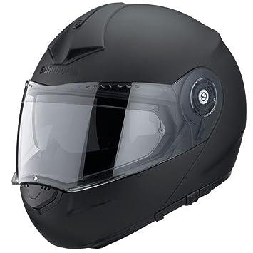 Motocicleta de casco Schuberth C3 Pro Negro Mate X L 60/61
