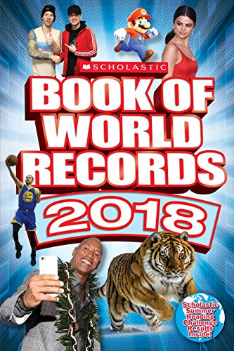 (Scholastic Book of World Records 2018)