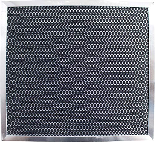 (Replacement Carbon Filters compatible with GE:WB2X2891 WB2X9760 Broan/Nutone: 99010113 99010187 GEM: RF100)