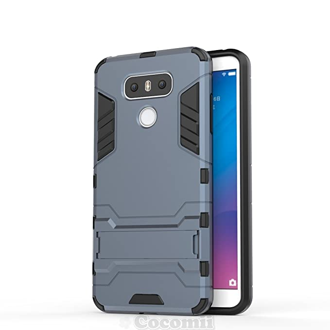 2 opinioni per LG G6 Custodia, Cocomii Iron Man Armor NEW [Heavy Duty] Premium Tactical Grip