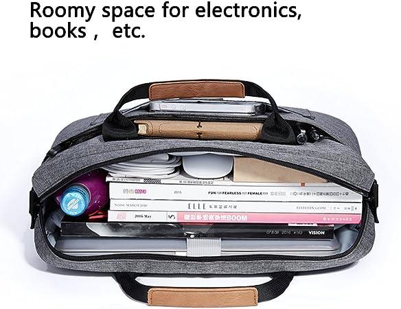Kalidi 14 Zoll Laptoptasche Aktentaschen Handtasche Computer Zubehör
