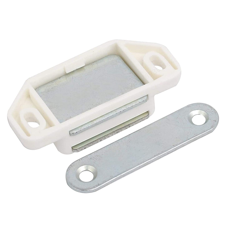 ZXYAN Chiusura Magnetica per Porta dellArmadio 2 Pezzi 57mm x 26,5mm x 15mm