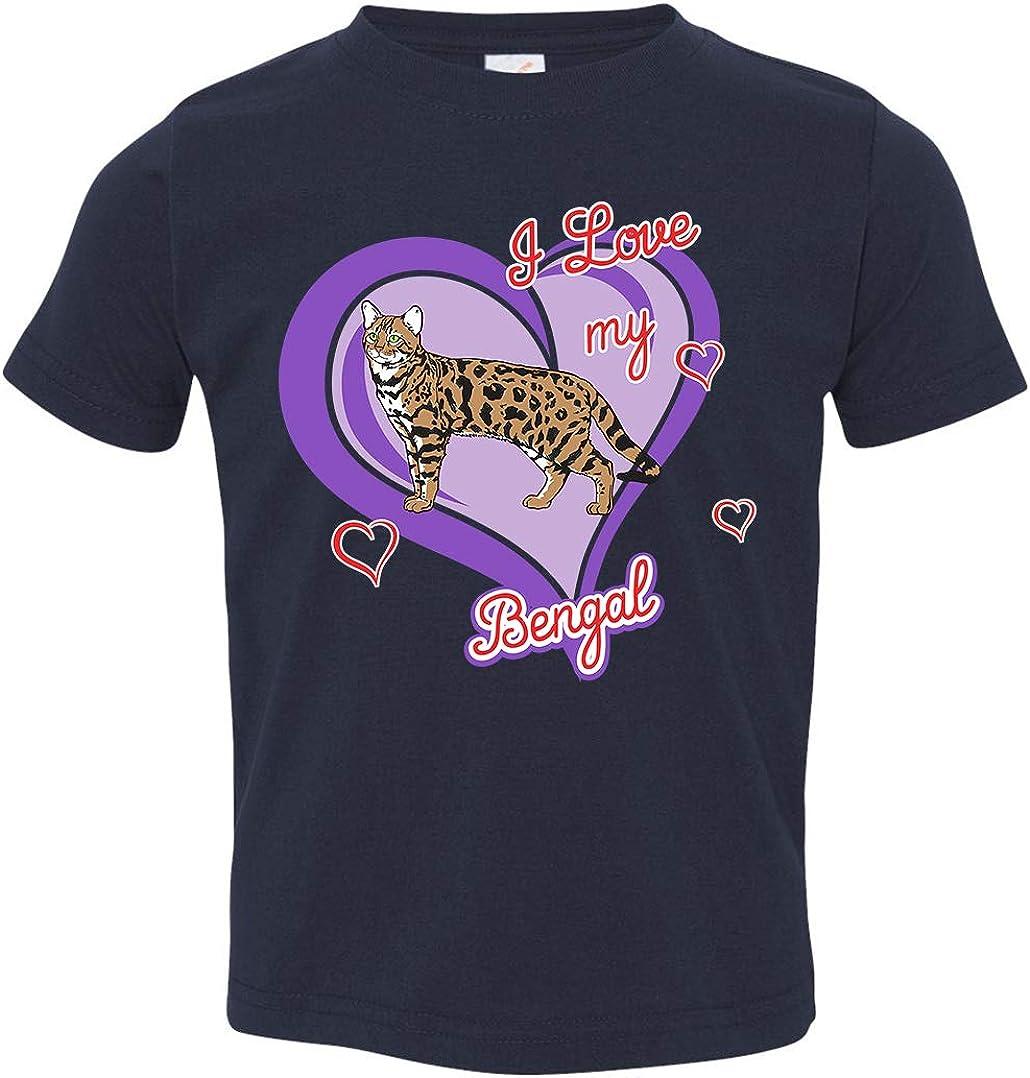 Tenacitee Babys Bengal Cat Shirt