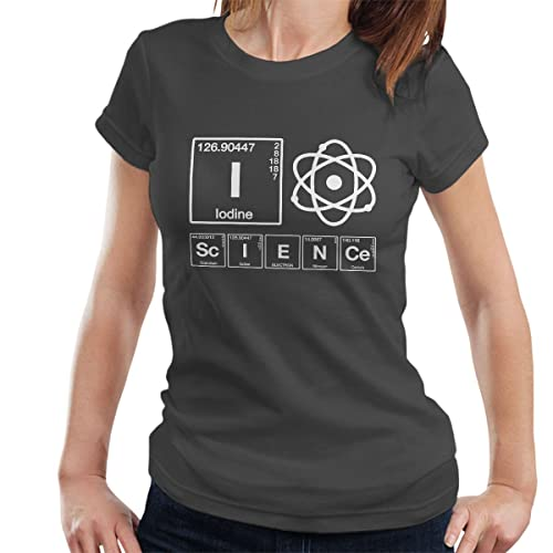Element Of Loving Science Women's T-Shirt