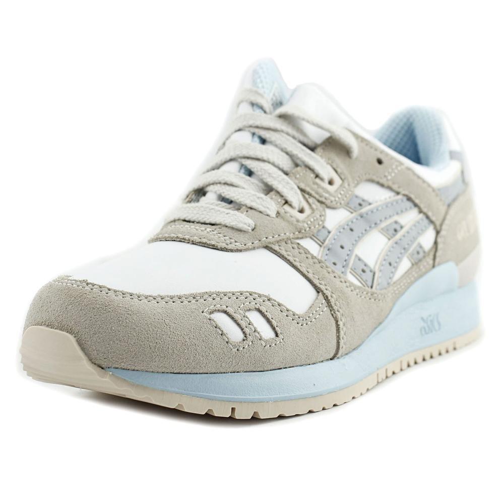 ASICS Men's GEL-Lyte III Sneaker B01B5EEQ90 11 M US|White / Light Grey