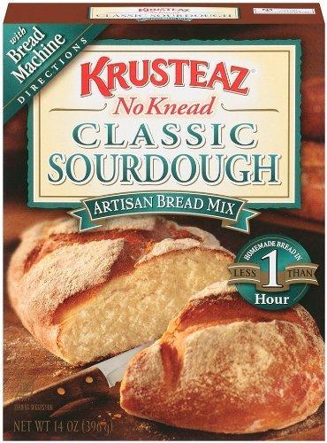 Krusteaz Mix Bread Sourdough 3 Pack