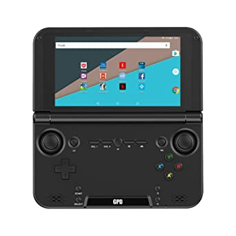 [Modelo 2018] GPD XD Plus Android 7 Retro Gaming portátil Portátil Mediatek CPU de