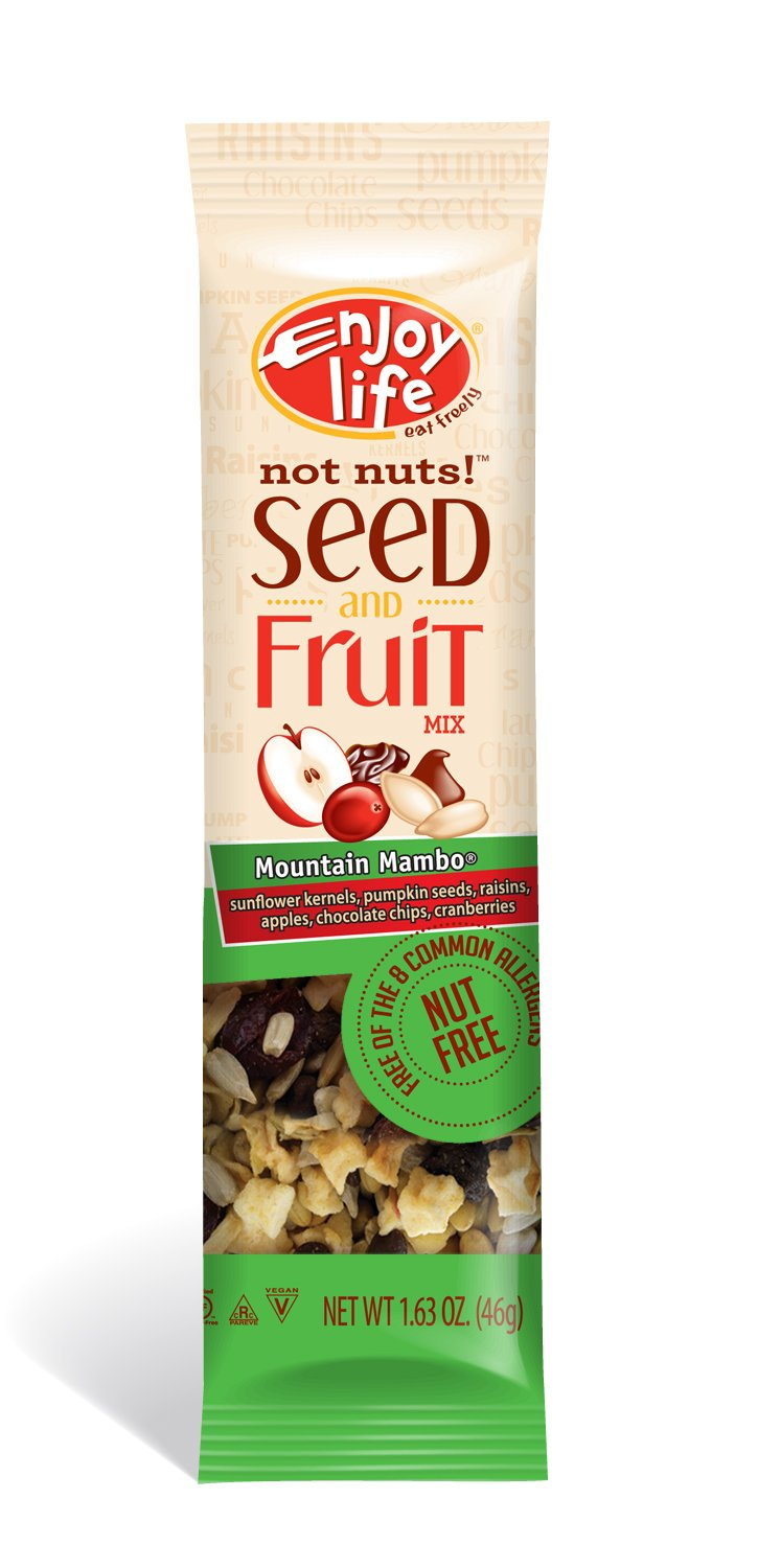 Enjoy Life Not Nuts Mountain Mambo, Gluten, Dairy, Nut & Soy Free, 1.63-Ounce (Pack of 24)