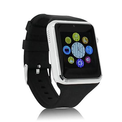 Amazon.com: Wemelody Bluetooth Camera SmartWatch Watch ...