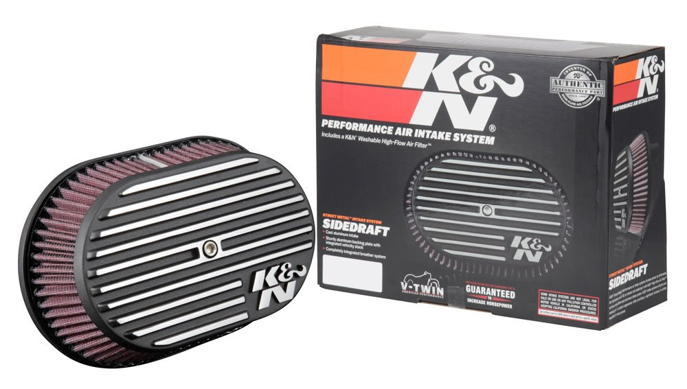 K&N RK-3953 Intake System (Harley Davidson)