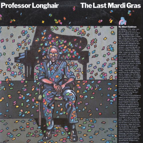 THE LAST MARDI GRAS(IMPORT)]()