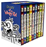 img - for Diary of a Wimpy Kid Box of Books 1-8 + The Do-It-Yourself Book book / textbook / text book